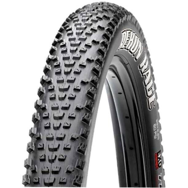 "Maxxis Rekon Race Folding Tyre 27.5x2.00"" EXO TR Dual svart"