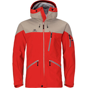 Elevenate Backside Jacket Men red glow red glow