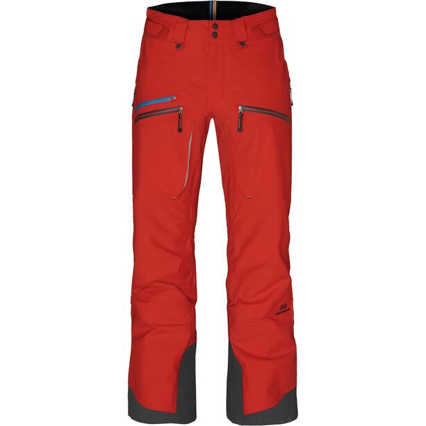 Elevenate Backside Pants Men red glow