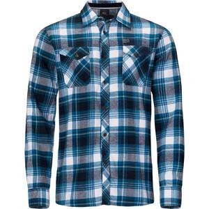 Elevenate Cham LS Shirt Men blå blå