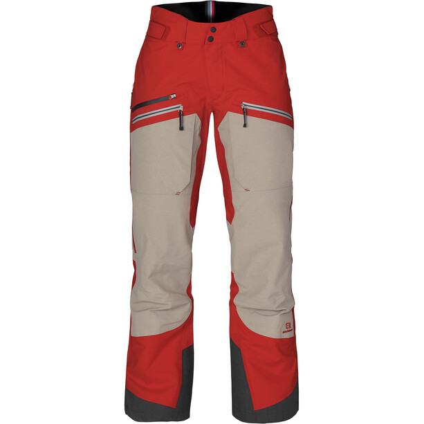 Elevenate Backside Pants Women red glow