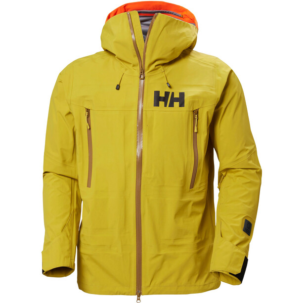 Helly Hansen Sogn 2.0 Shell Jacket Men, antique moss