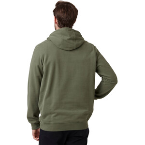 Helly Hansen HH Logo Hoodie Herren lav green lav green