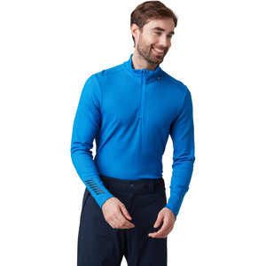 Helly Hansen Lifa Merino Midweight 1/2 Zip Herren electric blue electric blue