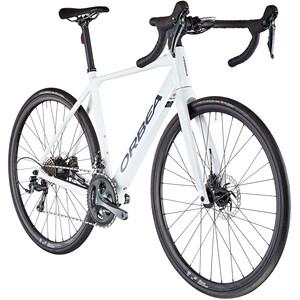 Orbea Gain D40, white/grey white/grey