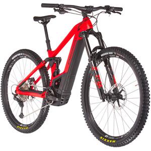 Orbea Wild FS H10, bright red/black bright red/black
