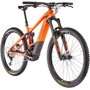 Orbea Wild FS M10, orange/noir orange/noir