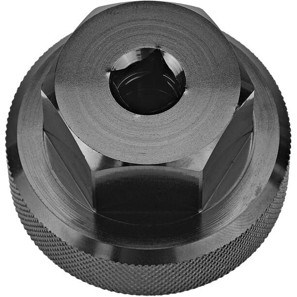 Lezyne Dura-Ace 9000/XTR BB90 CNC bundbeslag værktøj 39 mm, sort