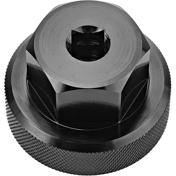 Lezyne 105 BBR60/Ultegra 6800/XT MT800 CNC Innenlagerwerkzeug 41mm black