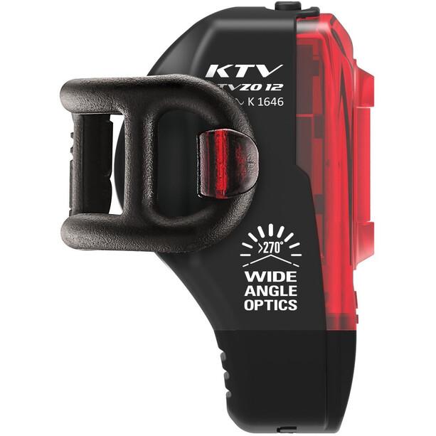 Lezyne KTV Pro Alert Rücklicht black