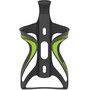 Lezyne Carbon Team Bottle Cage, black/green