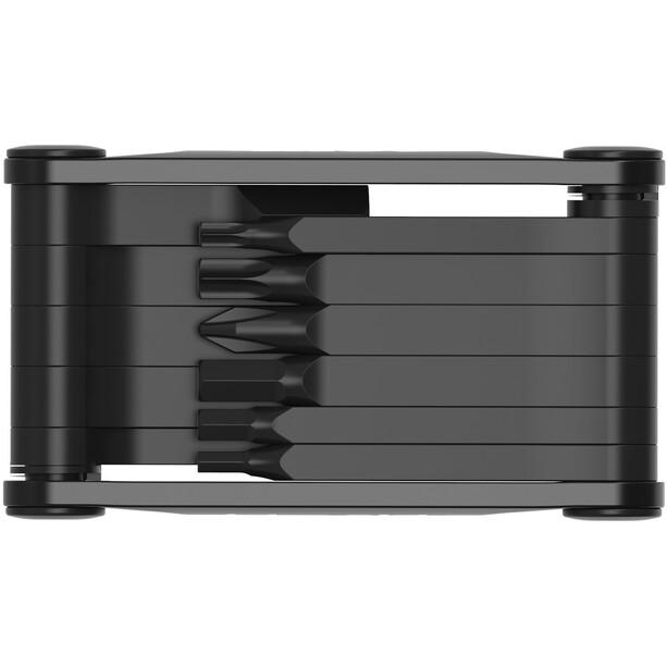 Lezyne V PRO Multitool mit 11 Funktionen black