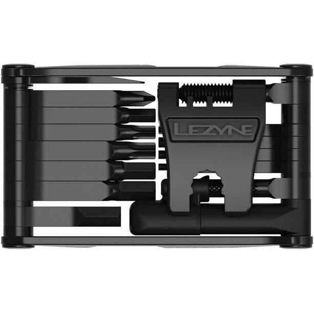 Lezyne Super V Multiværktøj med 23 funktioner, sort