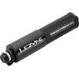 Lezyne Pocket Drive HV CNC Minipumpe black gloss