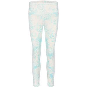 super.natural Super Printed Tights Damen fresh white/wild mint chakra print fresh white/wild mint chakra print