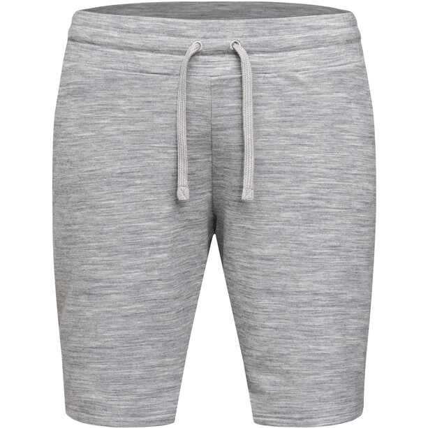 super.natural Essential Shorts Herren ash melange