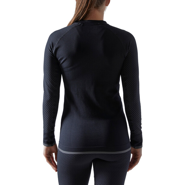 Craft ADV Warm Fuseknit Intensity LS Top Women black