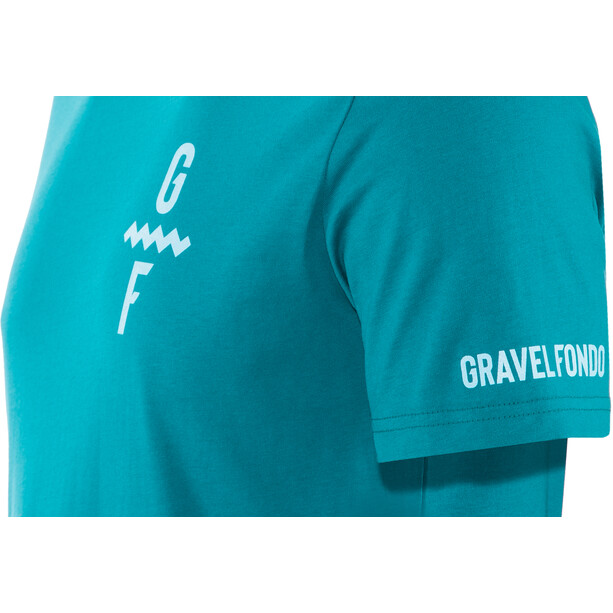 VOTEC Gravel Fondo Shirt petrol
