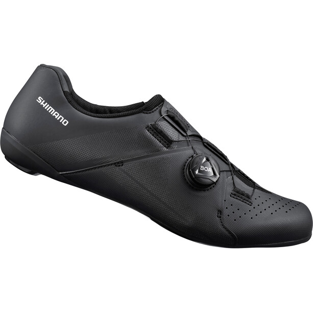 Shimano SH-RC3 Fahrradschuhe Weit Herren black