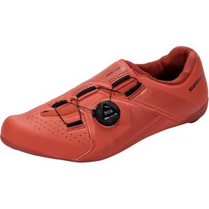 Shimano SH-RC3 Bike Shoes Wide Men, punainen punainen