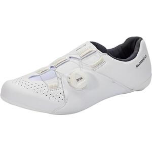 Shimano SH-RC3 Bike Shoes Wide Men, valkoinen valkoinen