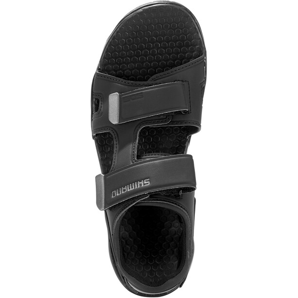 Shimano SH-SD5 Bike Sandals, noir