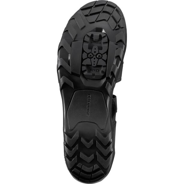 Shimano SH-SD5 Fahrradsandalen black