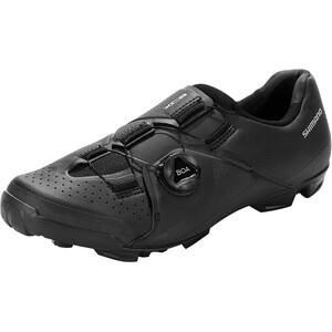 Shimano SH-XC3 Bike Shoes Wide Men black black