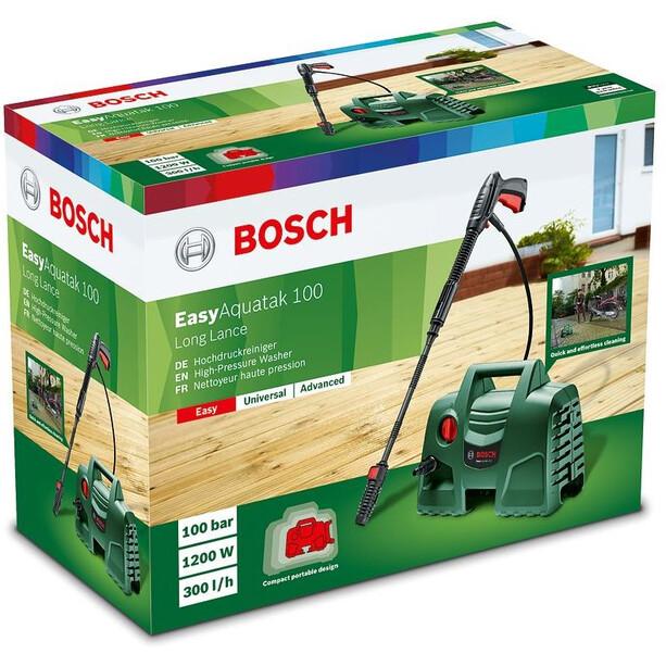 Bosch Easy Aquatak 100 Long Lance High-Pressure Washer