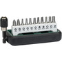 Bosch DIY Compact 12-Piece Bitset Torx/Phillips/Slot/Hexagon