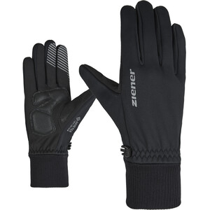 Ziener Didealist GTX Infinium Fahrradhandschuhe black black