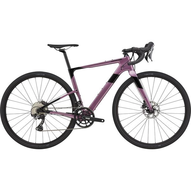 Cannondale Topstone Carbon 4 Dame lavender