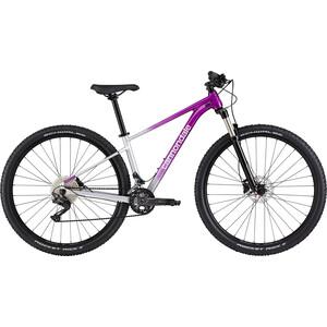 Cannondale Trail SL 4 Damen lila/silber lila/silber
