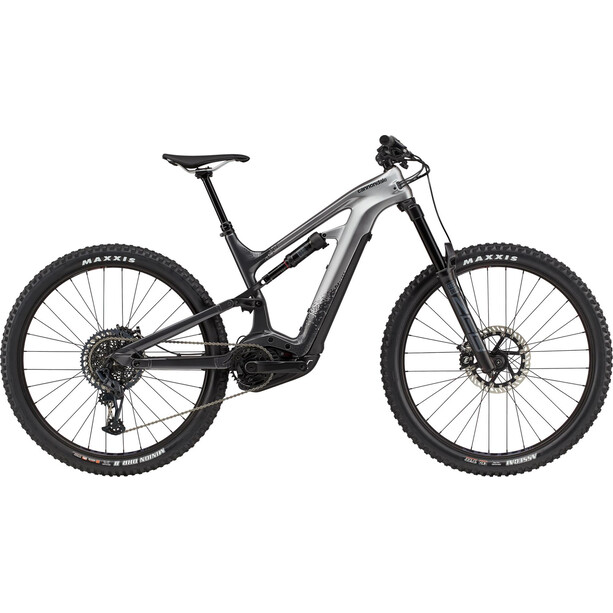 Cannondale Moterra Neo Carbon 2 grey