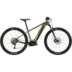 Cannondale Trail Neo 2 oliv oliv