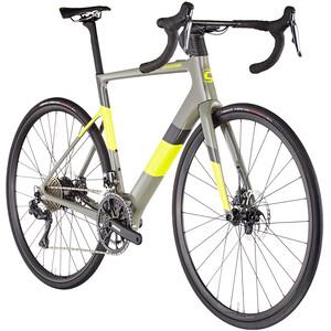 Cannondale SuperSix EVO Neo 2 grau/gelb grau/gelb