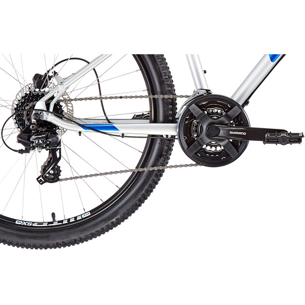 GT Bicycles Aggressor Expert silber