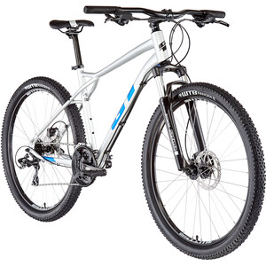GT Bicycles Aggressor Expert silber silber