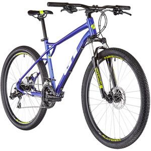 GT Bicycles Aggressor Sport blau blau