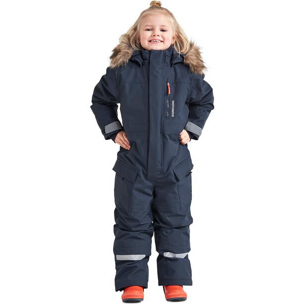 DIDRIKSONS Polarbjörnen Coverall Kids blå