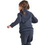 DIDRIKSONS Monte 5 Fleece Jacket Kids navy