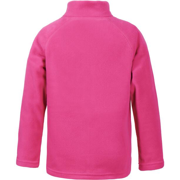 DIDRIKSONS Monte 5 Fleece Jacket Kids pink