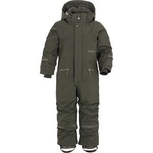 DIDRIKSONS Cornelius 2 Coverall Kids forest green forest green