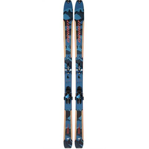 Dynafit Seven Summits+ Touring Ski Set blue/ red blue/ red