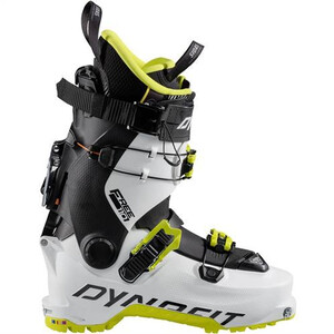 Dynafit Hoji Free Ski Boots white/lime punch white/lime punch