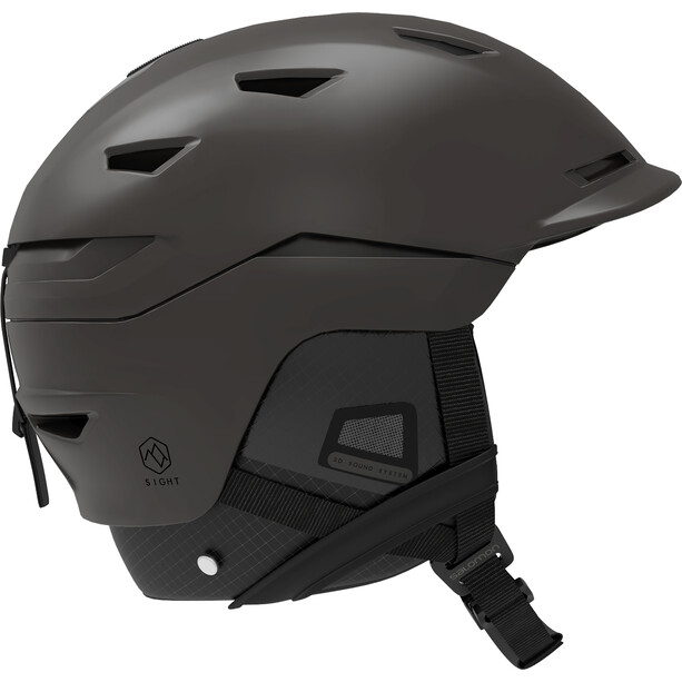 Salomon Sight CA Mips Ski Helmet Men all black