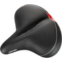 Red Cycling Products Comfort Plus Sattel black