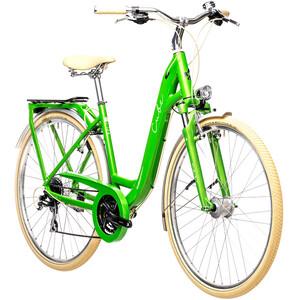 Cube Ella Ride Easy Entry アップル グリーン & ホワイト