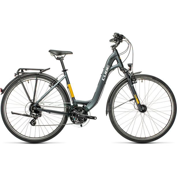 Cube Touring Easy Entry grey'n'yellow