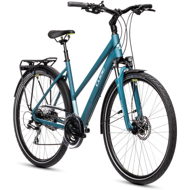 Cube Touring One Trapeze blue'n'greyblue